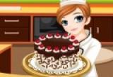 لعبة تحضير الكيكة الشهية