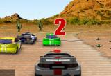 لعبة رالي السيارات
