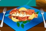 لعبة طبخ السمك 2017