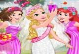 لعبة زفاف اميرات ديزنى