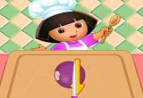 لعبة طبخ دورا للاكل 2020