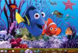 لعبة البحث عن السمكة نيمو