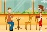 لعبة نادلة المطعم