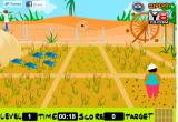 لعبة زراعة الذرة فى المزرعة السعيدة