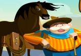لعبة مزرعة الخيول الجديدة