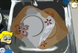 العاب غسيل الاطباق و الصحون