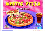 لعبة طبخ البيتزا باللحم المفروم