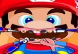 لعبة علاج اسنان ماريو