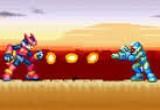 لعبة ميجا مان المحارب