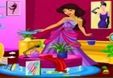 لعبة تنظيف وترتيب منزل ياسمين