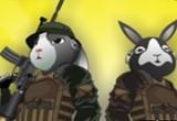 لعبة الأرنب SNIPER وانقاذ الناس