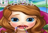 لعبة علاج اسنان صوفيا