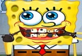 لعبة علاج اسنان سبونج بوب 2014
