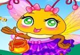 لعبة تلبيس ملكة النحل