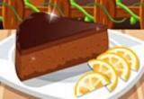 لعبة طبخ كيك البرتقال 2017