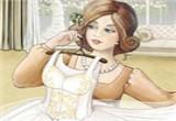 لعبة صالون تجهيز العرائس