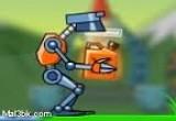 لعبة مغامرات الروبوت المضحك الجديدة