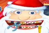 لعبة علاج اسنان بابا نويل سانتا كروز 2019