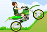 لعبة سباق دراجات بن تن 10 الجديدة